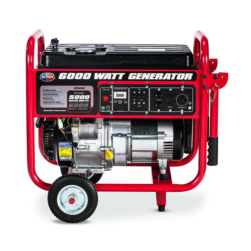 All Power America 5000 Watt running / 6000 Watts peak 11HP Gas Generator