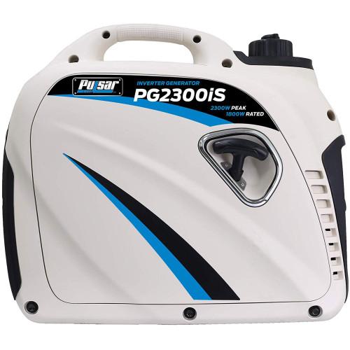 Pulsar PG2300iS 2,300 Watt Portable Small Gas Powered Inverter Power Generator
