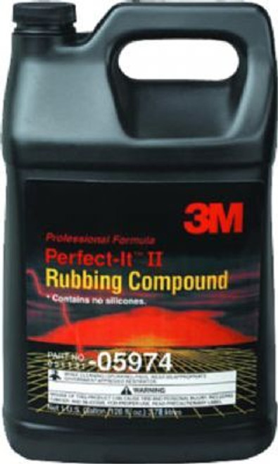 3M 3M5974 3M(TM) Perfect-It II Rubbing Compound Gallon 05974