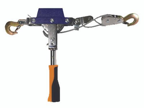 Maasdam Pow'R Pull EZ Winch - Portable 1/2-Ton - 1-Ton Capacity EZ2000