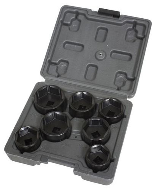 13270 LOW PROFILE FILTER SOCKET SET, 7PC