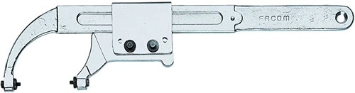 """Precision Adjustable Pin Spanner Wrench 3"""""""