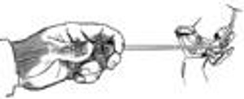 46500 - OBSOLETE AT FACTORY CARBURETOR PIN TOOL