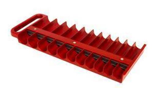 """40900 1/2"""" MAGNETIC SOCKET HOLDER (RED)"""
