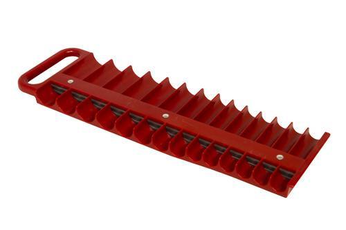 "40200 3/8"" MAGNETIC SOCKET HOLDERS (RED)"