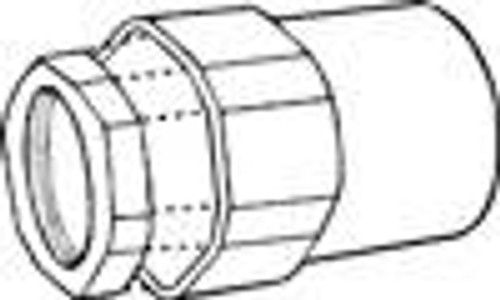 "33160 - OBSOLETE AT FACTORY 2 1/2"" ROUND HEX WHEEL BEARING LOCK NUT SOCKET"