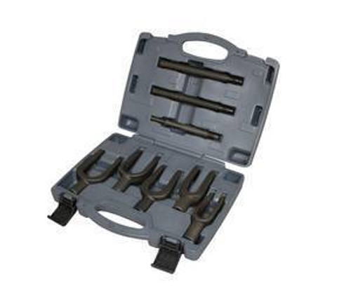 41220 THICK PICKLE FORK SET, 5PC.