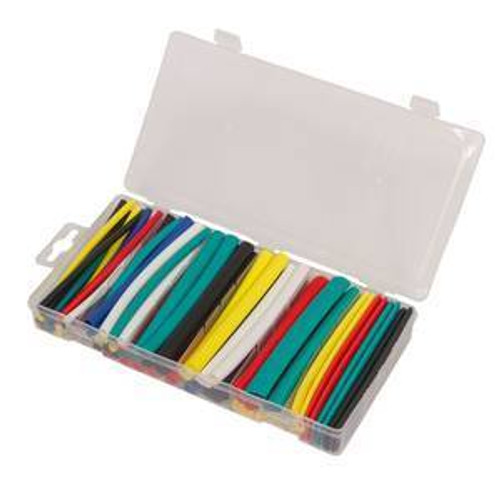 27100 - OBSOLETE AT FACTORY ADHESIVE SHRINK TUBE ASSORTMENT, 60 PC.