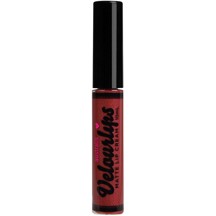 Metallic Velourlips Matte Lip Cream - Amster-dance