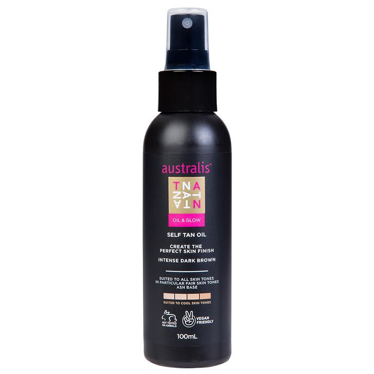 Oil And Glow Self Tan Oil Ash Base