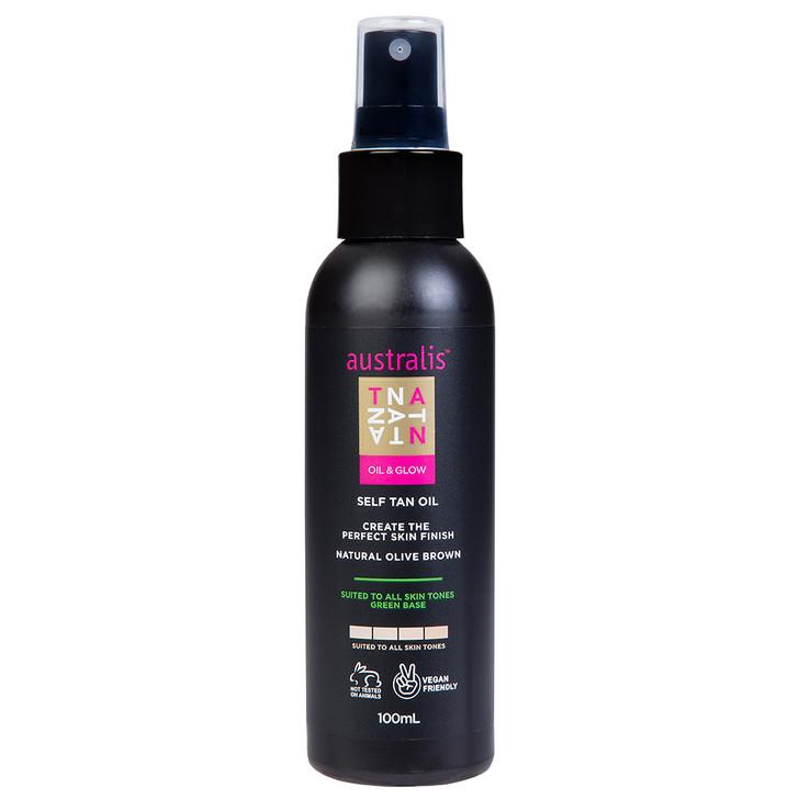 Oil And Glow Self Tan Oil Green Base