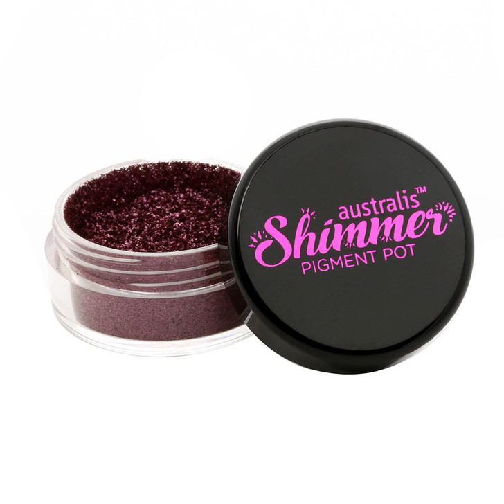 Shimmer Pigment Pot - Beaming Berry