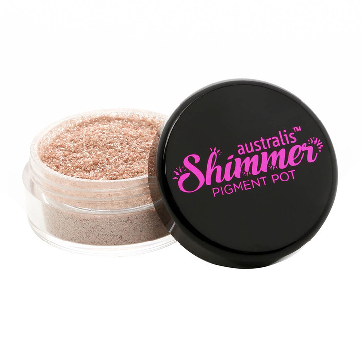 Shimmer Pigment Pot - Nearly Naked