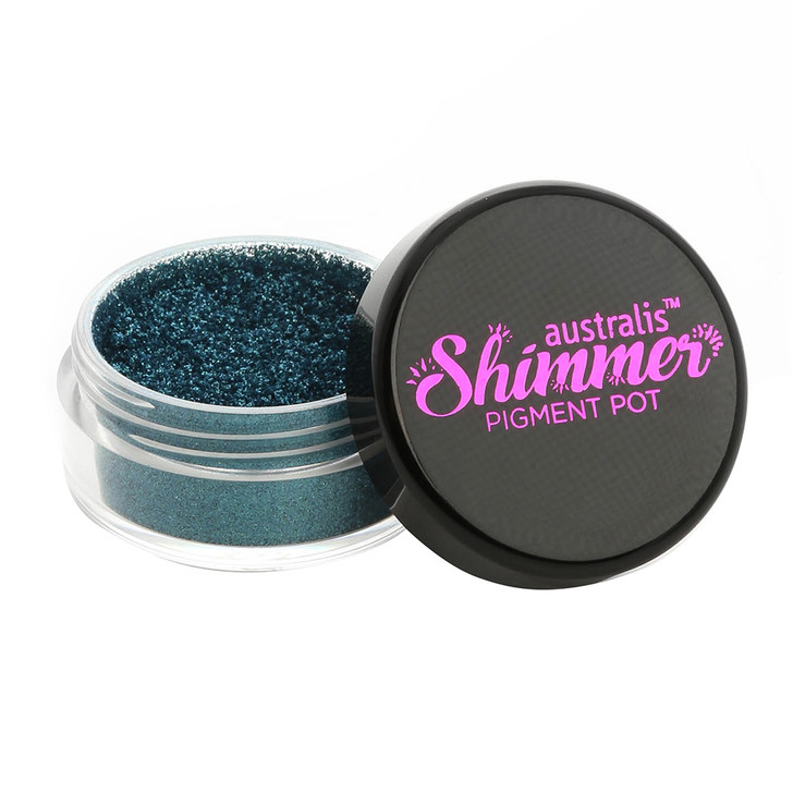 Shimmer Pigment Pot - Mezmerise Mermaid