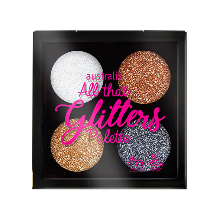 All That Glitters Eyeshadow Palette - Dazzle Me