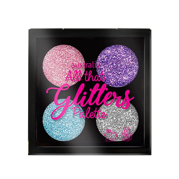 All That Glitters Eyeshadow Palette - Sparkle Pop