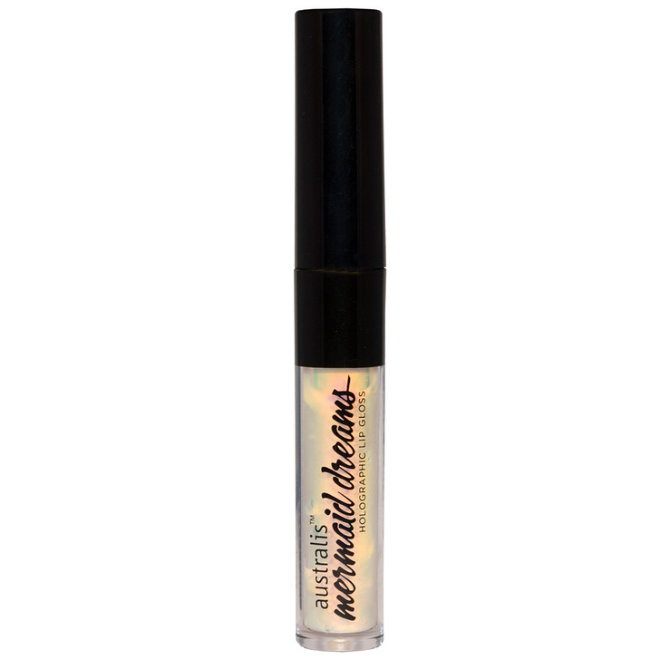 Mermaid Dreams Holographic Lip Gloss - Aphrodite