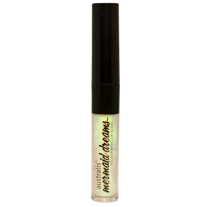 Mermaid Dreams Holographic Lip Gloss - Venus