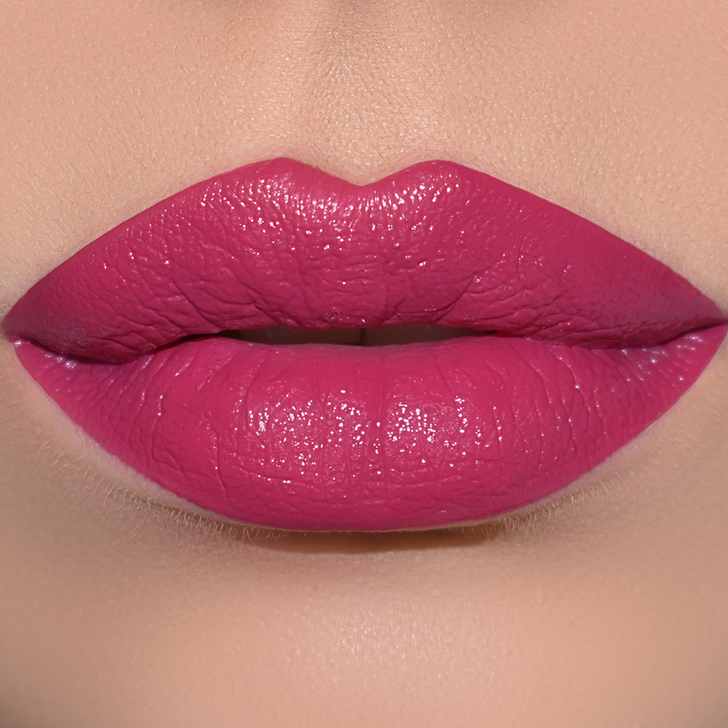 GRLBOSS Demi-matte Lip Cream - Passion