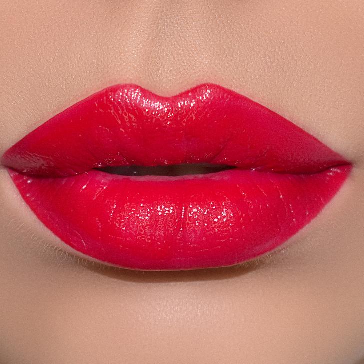 GRLBOSS Demi-matte Lip Cream - CEO