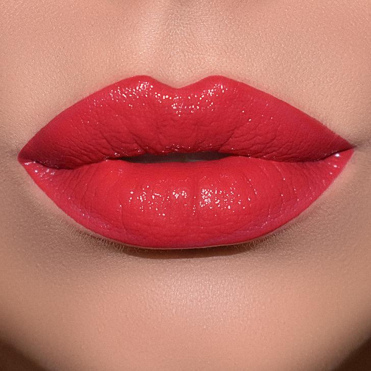 GRLBOSS Demi Matte Lip Cream - Goddess
