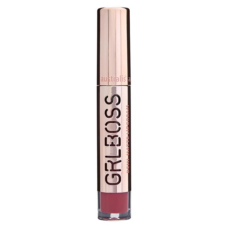 GRLBOSS Demi Matte Lip Cream - Countless