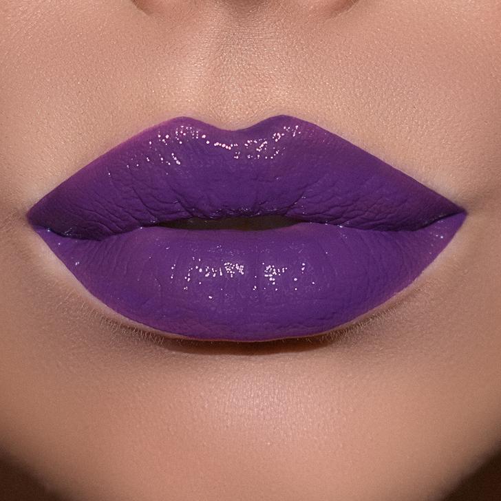 GRLBOSS Demi Matte Lip Cream - Courageous