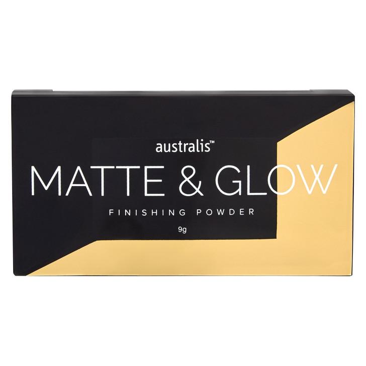 Matte & Glow Finishing Powder