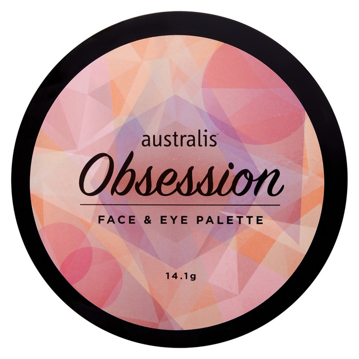 Obsession Face & Eye Palette