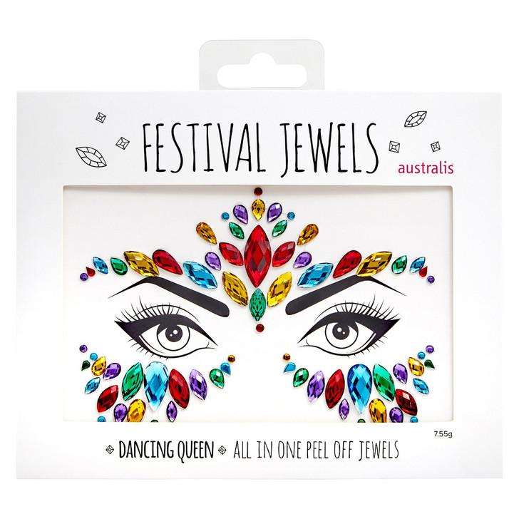 Face Jewels - Dancing Queen