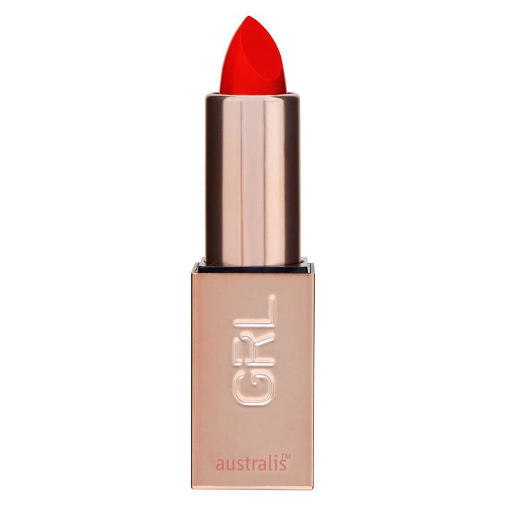 GRLBOSS Matte Lipstick - Editorial