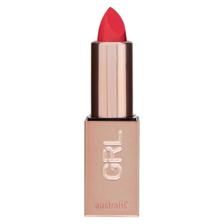GRLBOSS Matte Lipstick - A-Line