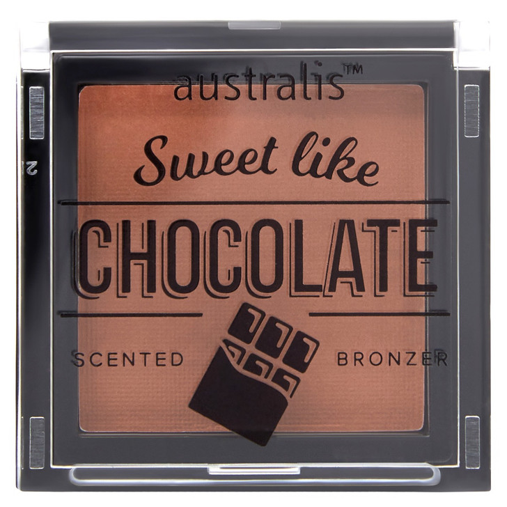 Mini Sweet Like Chocolate Matte Scented Bronzer