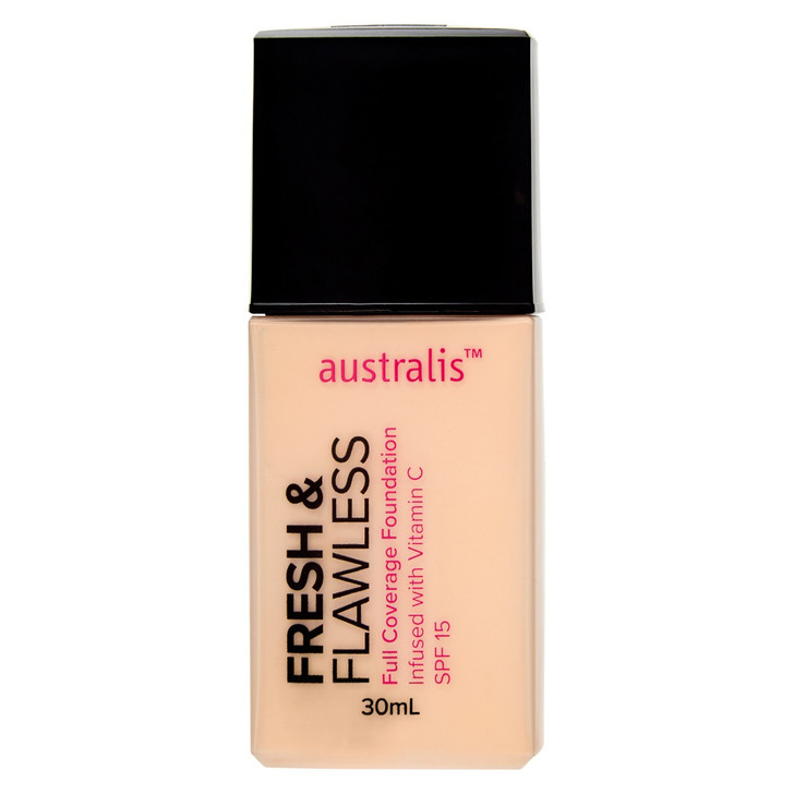 Fresh & Flawless Full Coverage Foundation - Pearl