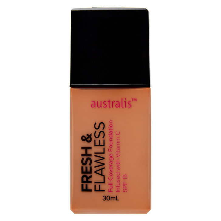 Fresh & Flawless Full Coverage Foundation - Toffee