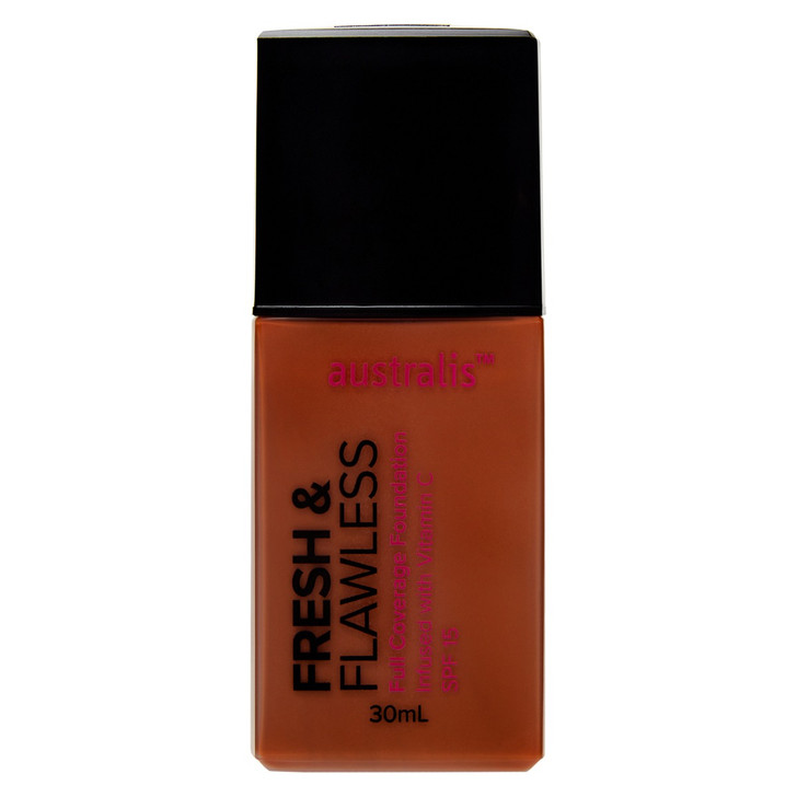 Fresh & Flawless Full Coverage Foundation - Cocoa