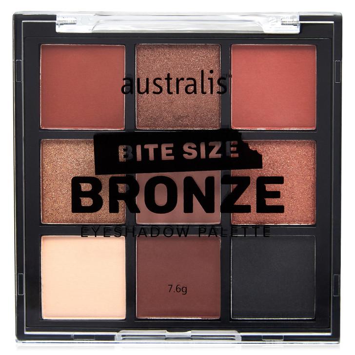 Bite Size Bronze Eyeshadow Palette