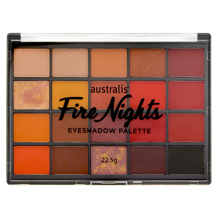 Fire Nights Eyeshadow Palette