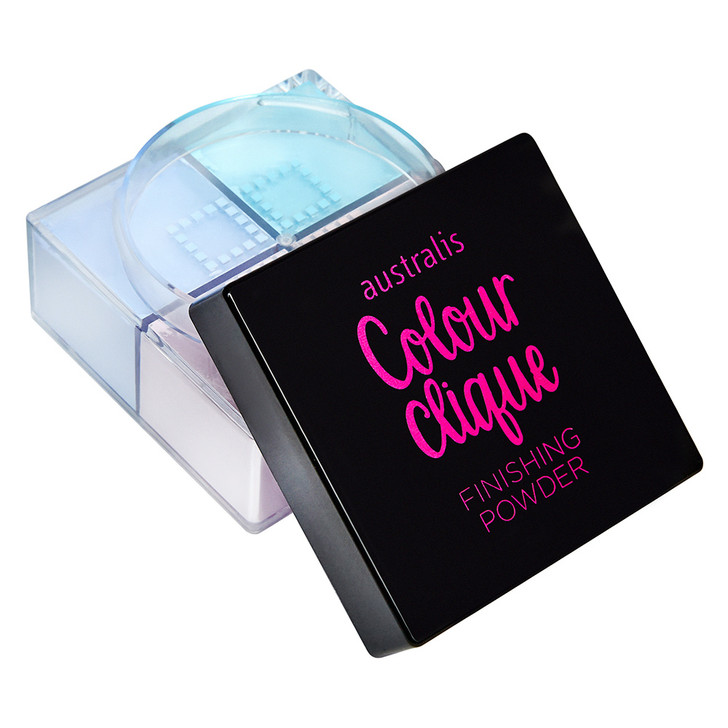 Colour Clique CC Finishing Powder