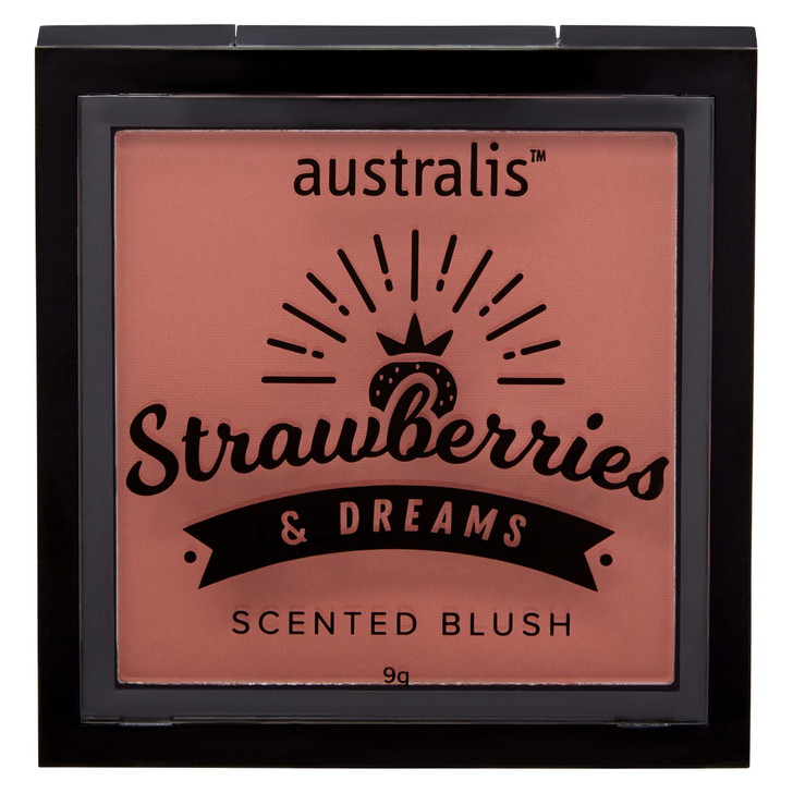 Strawberries & Dreams Scented Blush
