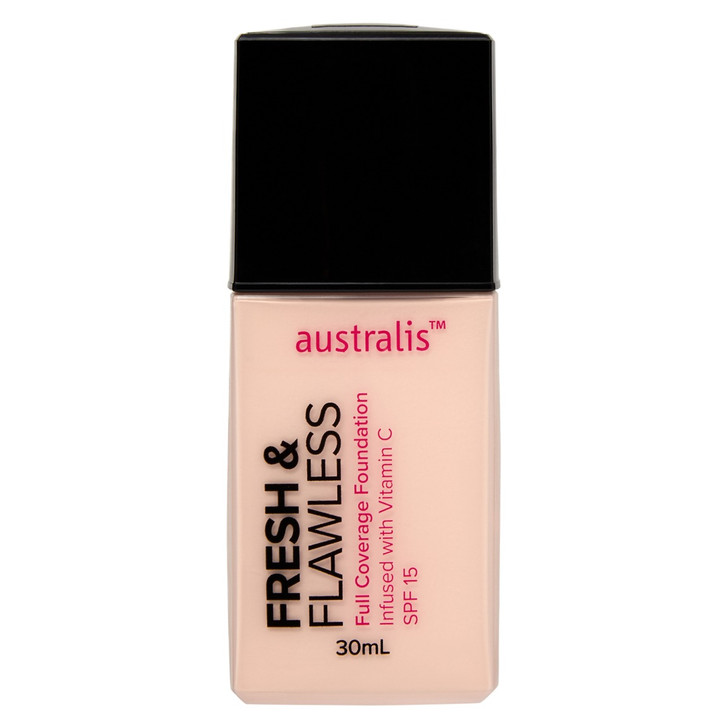 Fresh & Flawless Full Coverage Foundation
