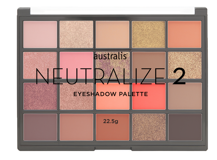 Neutralize 2 Eyeshadow Palette