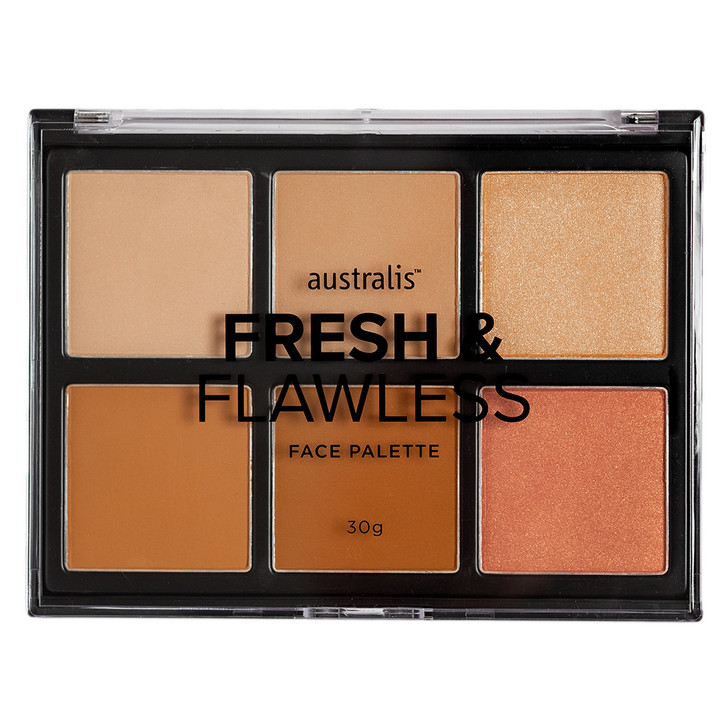 Fresh & Flawless Face Palette