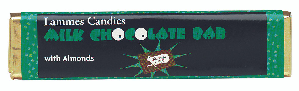 Almond Chocolate Bars - Case of 40