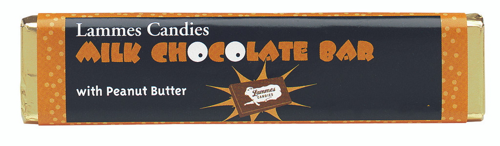 Peanut Butter Chocolate Bars - Case of 40