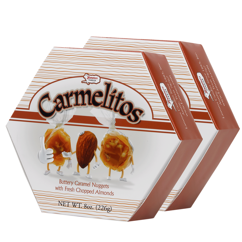 Carmelitos Hexagaon Boxes - 2 Pack