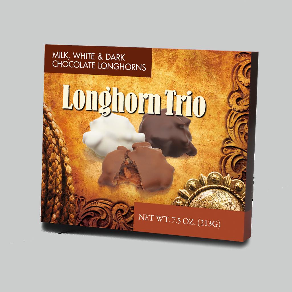 Longhorn Trio