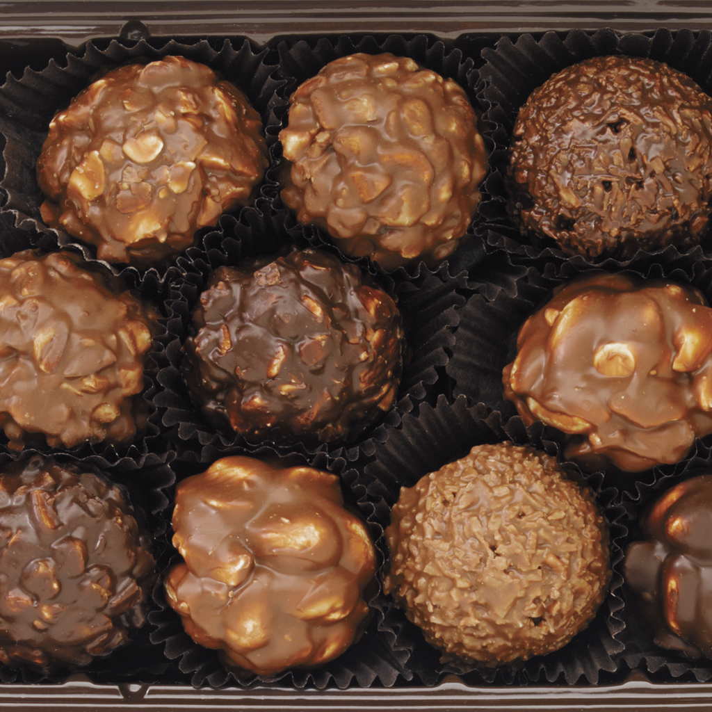 Assorted Nut Clusters