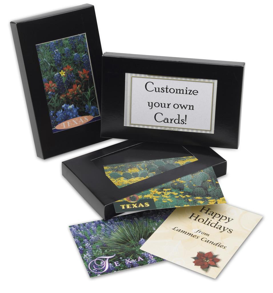 Praline Personalizable Postcard Box