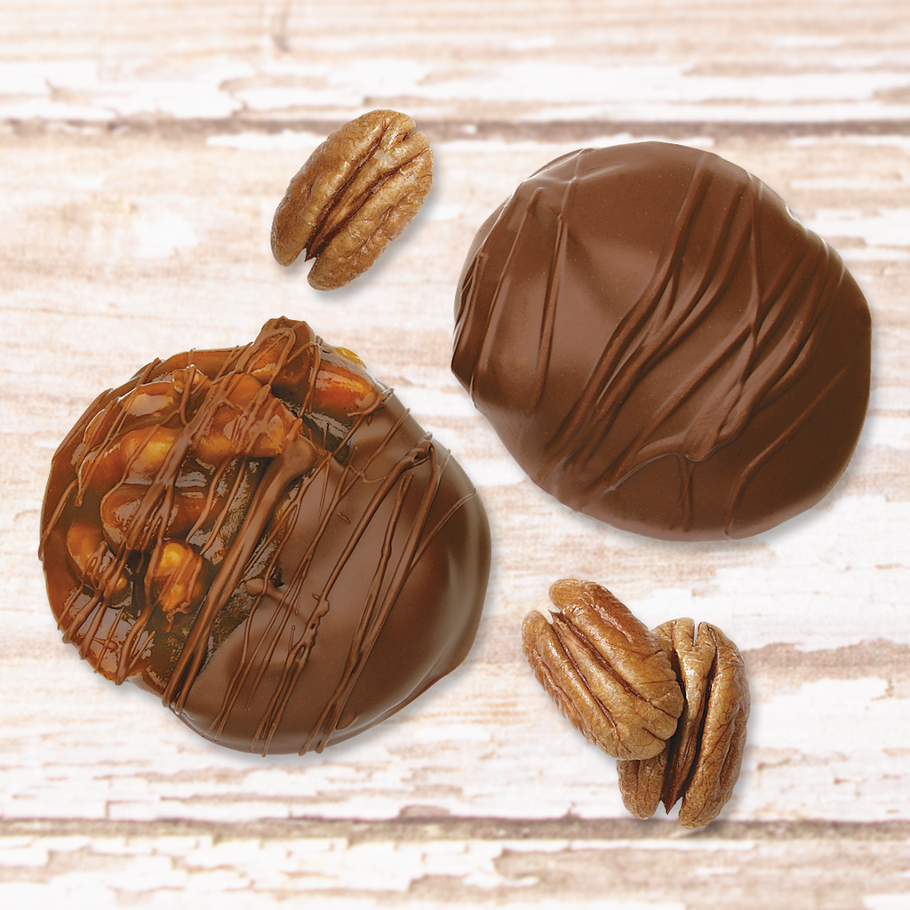 Chocolate Covered Pralines